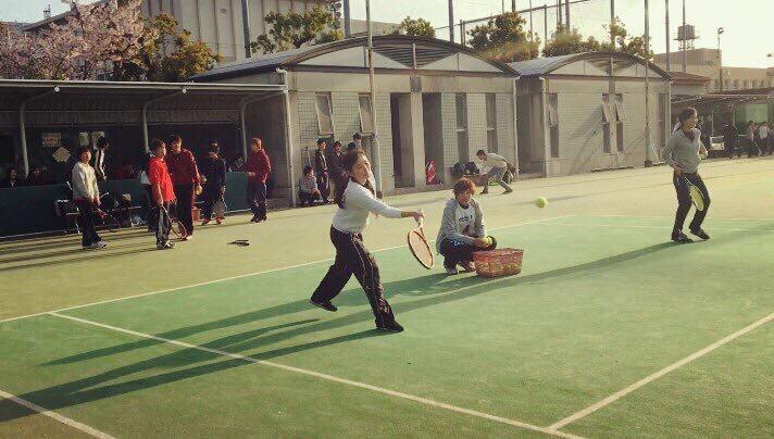 立命館大学 テニスサークル Papillon パピヨン