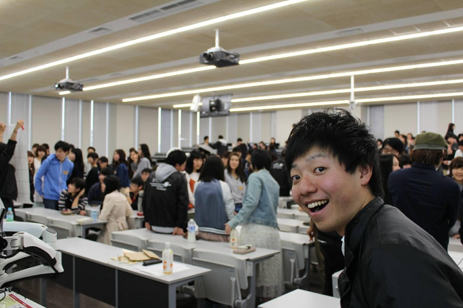 総合心理学部オリター団 立命館大学大阪いばらきキャンパス OIC 茨木市