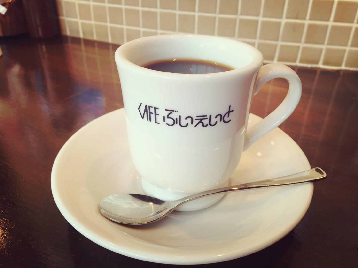 Cafe ぶいえいと コーヒー おすすめ