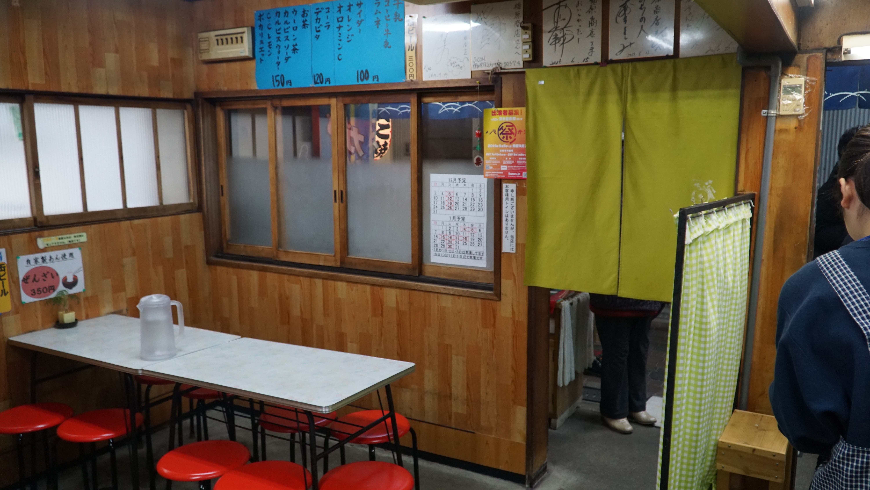 大福屋福原商店、茨木市、回転焼き、たこ焼き