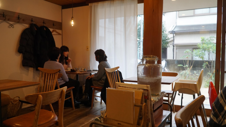 太陽とごはん、茨木、茨木駅、カフェ