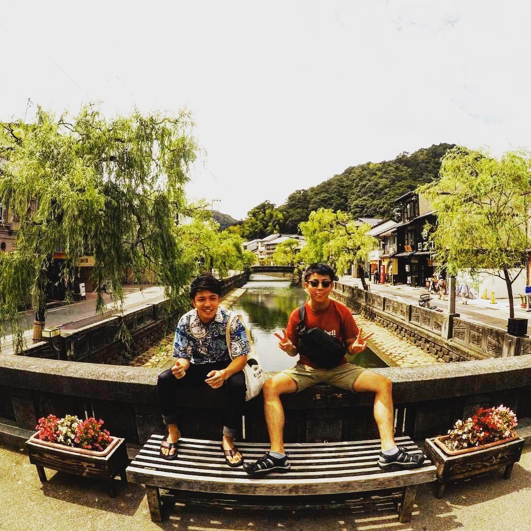城崎温泉 旅行