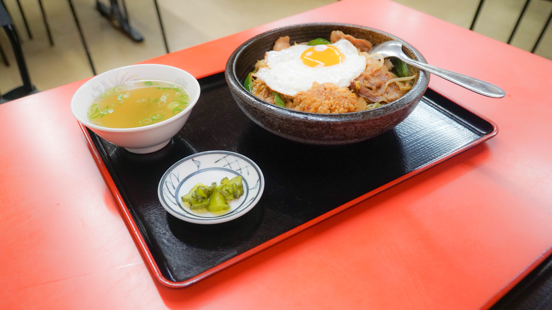 天山 茨木 中華料理 スタミナ丼