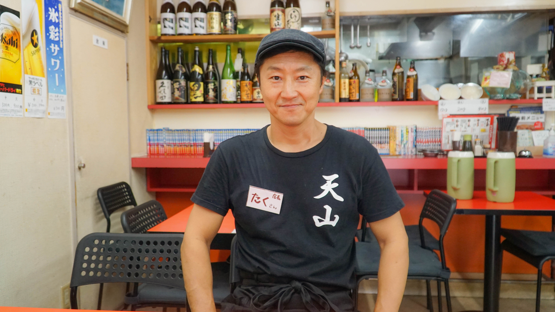 天山 茨木 中華料理